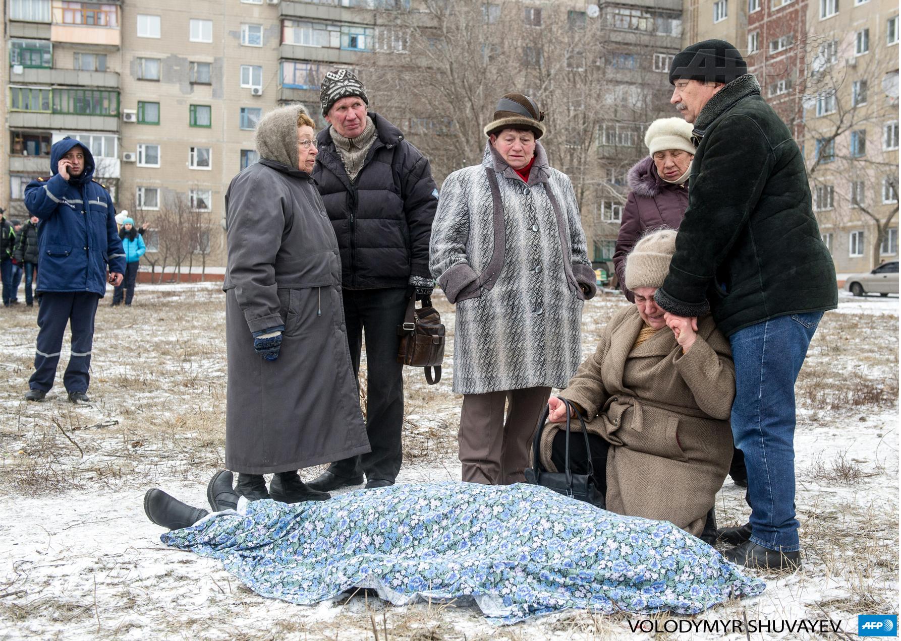 Количество погибших при обстреле Краматорска увеличилось до 11 человек - Цензор.НЕТ 4338