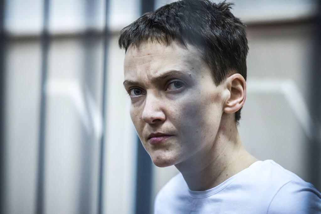 Российский суд продлил арест Савченко до 13 мая - Цензор.НЕТ 7483