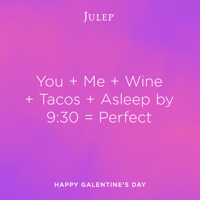 RT & follow @JulepMaven for a chance to WIN free nail polish! #JulepGalentine #GalentinesDay http://t.co/vlNjq0TPzq http://t.co/EQXGxZGdlJ