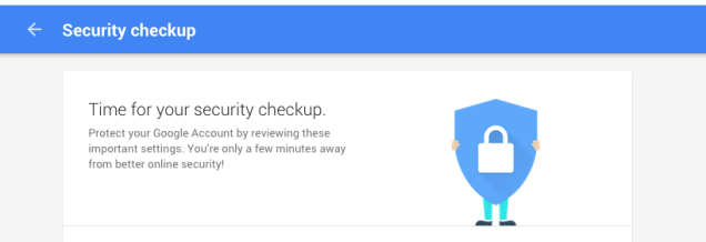 Get 2GB extra Google Drive space just by checking your security settings