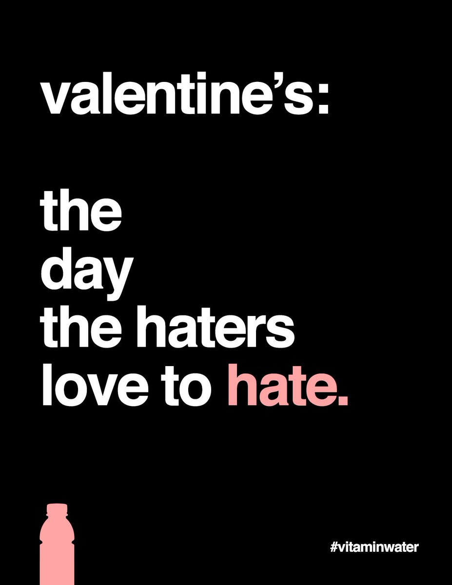 it's kind of their thing. #hatersgonnahate #valentines http://t.co/YrQ87glDPa