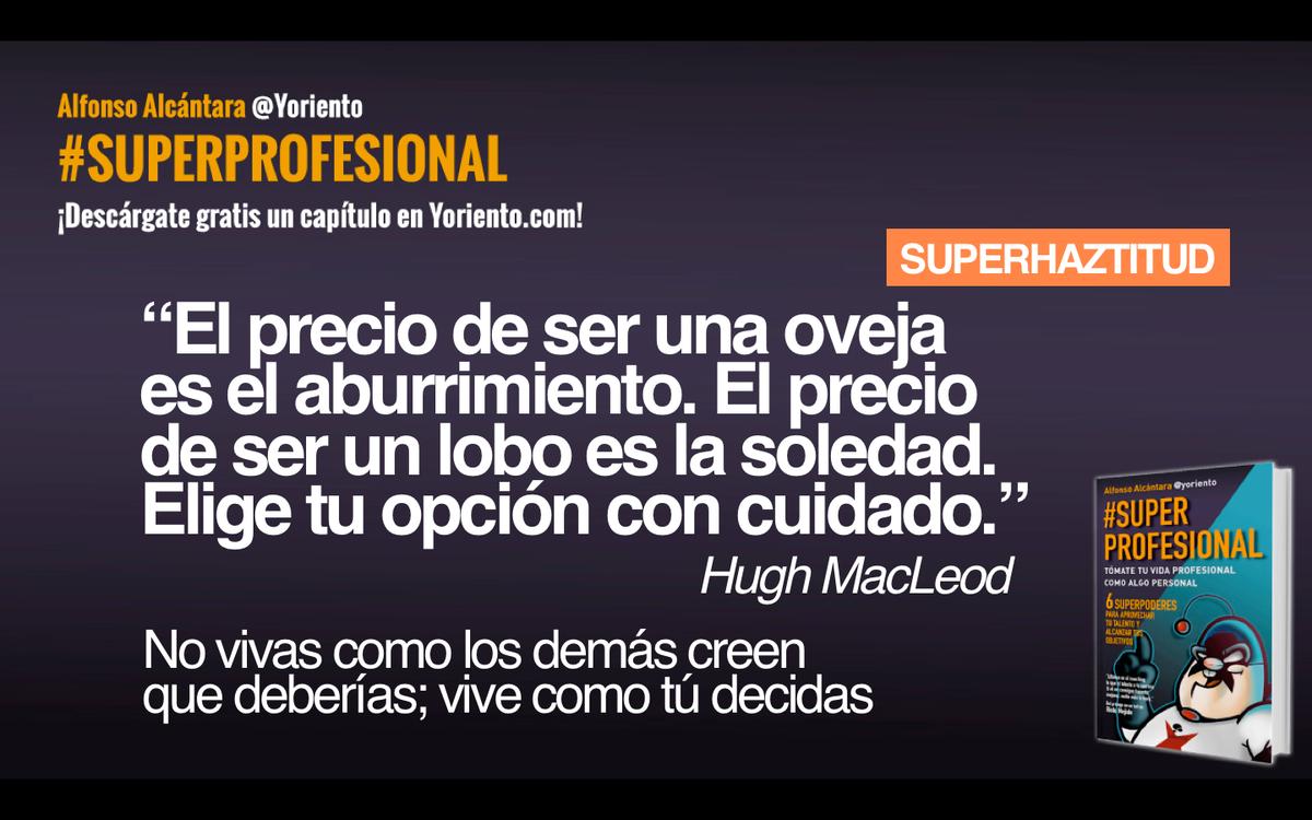 Superprofesional En La Empresa On Twitter El Precio De Ser Una