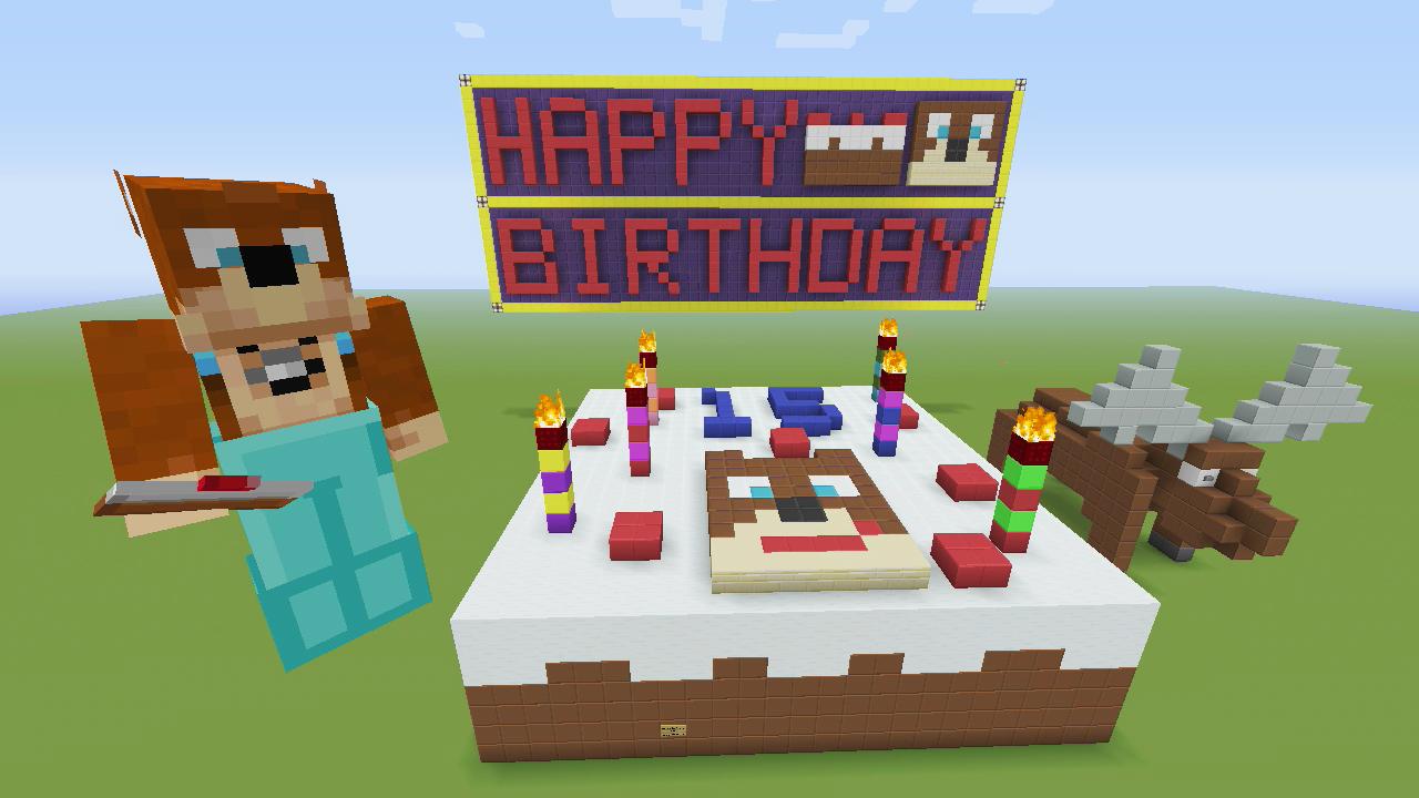 Maker Studios o... L For Lee Minecraft Stampy
