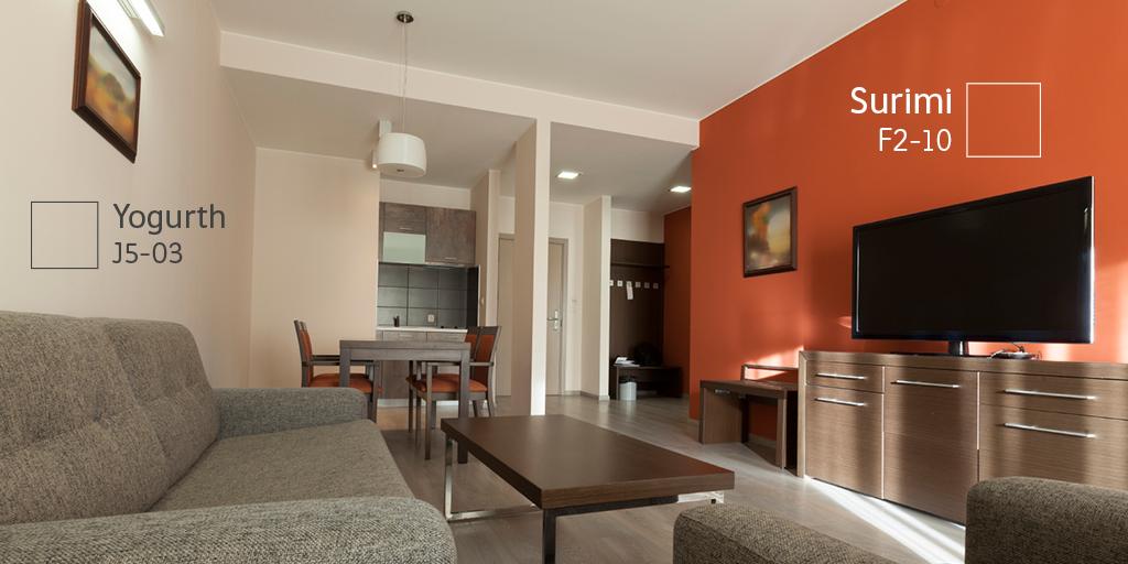 Comex on twitter si en tu hogar quieres calidez y paz - Gama de colores para interiores ...