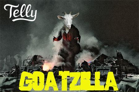 #ReplaceAMovieTitleWithGoat GOATZILLA!!!1!!1!1!! http://t.co/FAcBAUKMr3 http://t.co/4VcfTLQwX3
