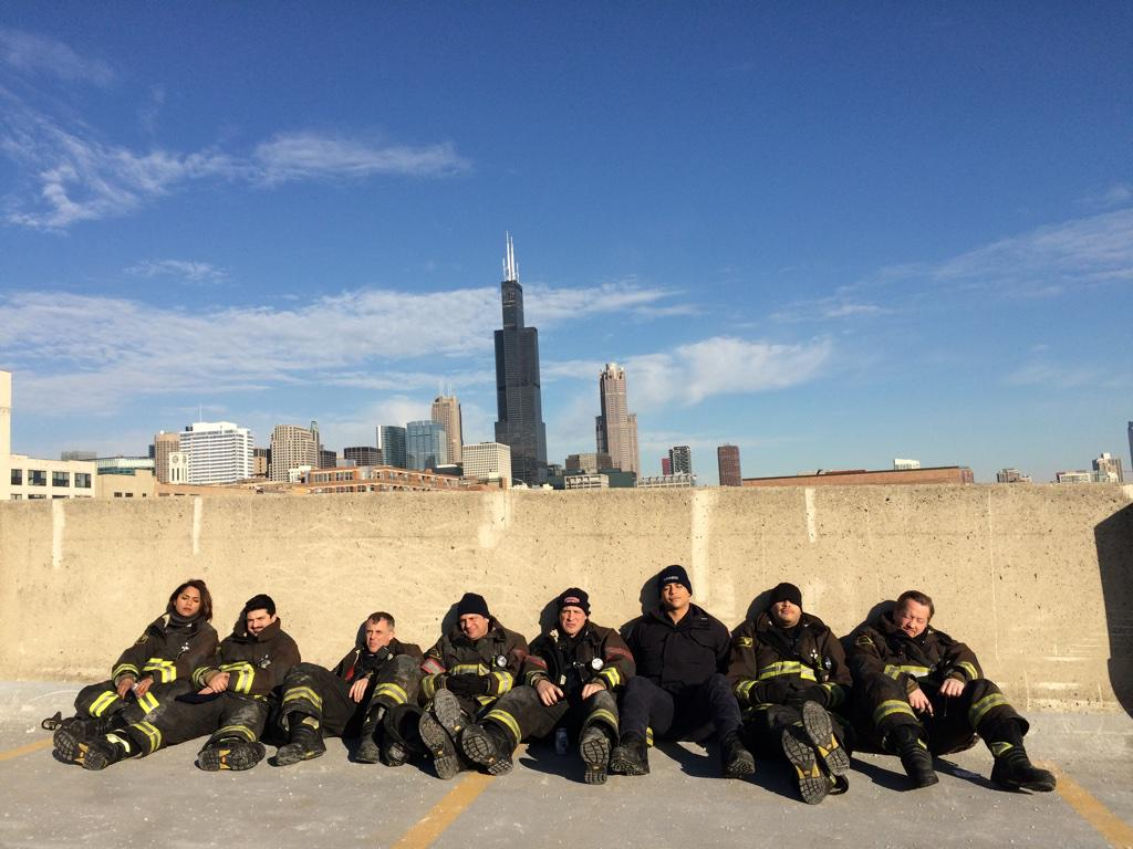 We're READY! Sort of #ChicagoFireTuesday http://t.co/srvbiXsIjv