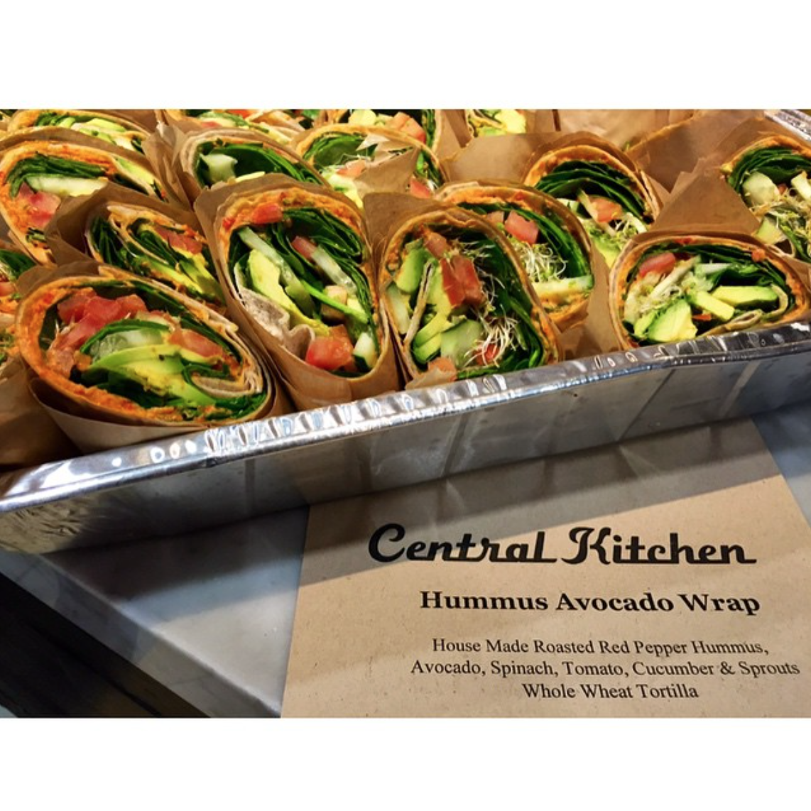 the lorenzo on twitter tonights tastytuesday is hosted by central kitchen come and get it lorenzolifestyle freefood httptcodpcj523pwg - Central Kitchen Lorenzo