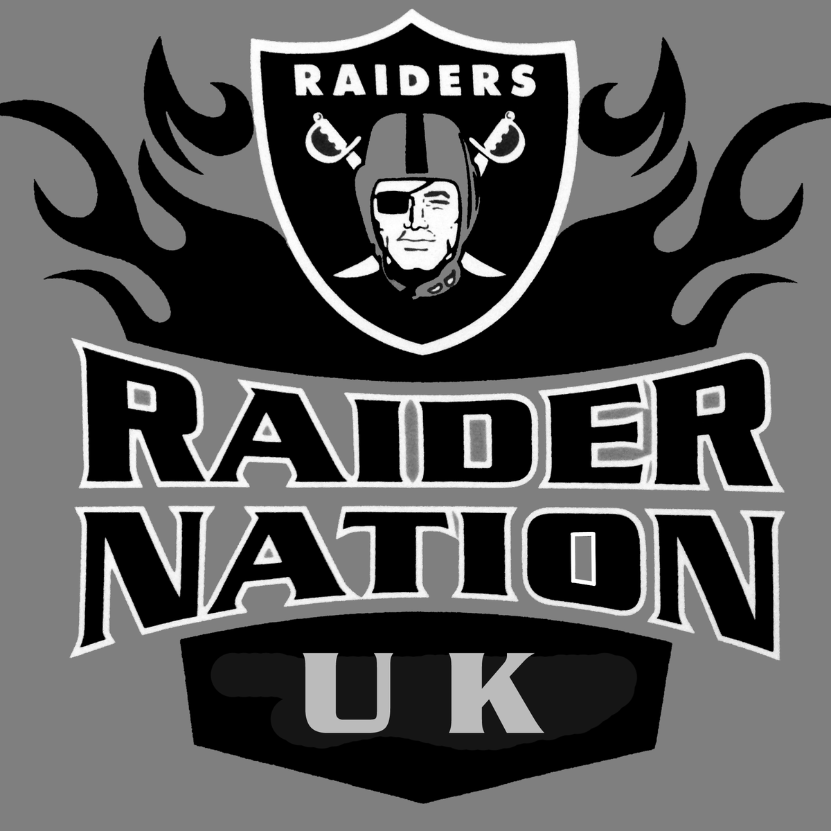 oakland raiders wallpaper layouts backgrounds