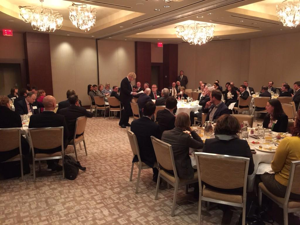 Excellent Boston breakfast hosted by British American Business Council - thanks to all for struggling through snow http://t.co/cHWCxyLqa1
