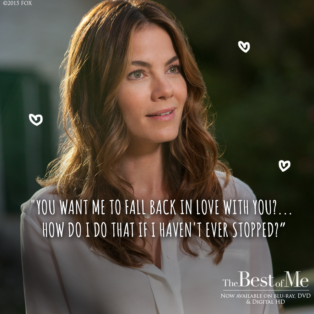 The Best Of Me Movie On Twitter Do You Have That One Person Youll