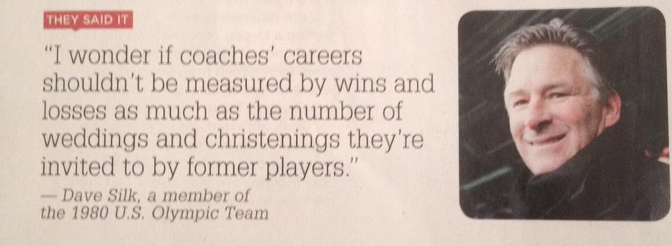 Great quote on coaches from Dave Silk in the latest @USAHMagazine http://t.co/M5Ds3IpSxN