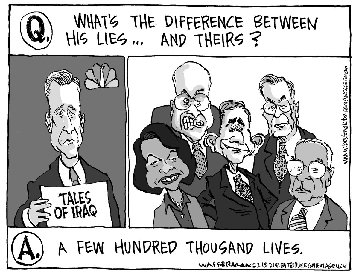 .@GlobeWasserman on Brian Williams. More editorial cartoons: http://t.co/80eC2tR4am http://t.co/urLtiYhOlu