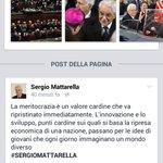 RT @ComitRipamAbruz: Coincidenze o sta parlando di #idoneiinpiazza2015? Grazie Presidente #Mattarella @mariannamadia @AngeloRughetti http:/…