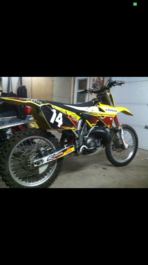 rm250 hashtag on Twitter