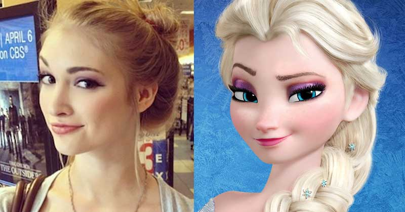 "Disney on Twitter: ""These 17 People Look Exactly Like ..."
