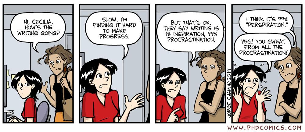 Phd thesis inspiration