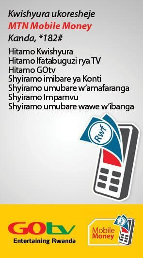 GOtv Rwanda (@GOtvRwanda)   Twitter