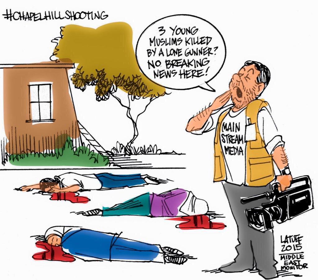 Etats-Unis : trois étudiants musulmans tués par balles sur un campus