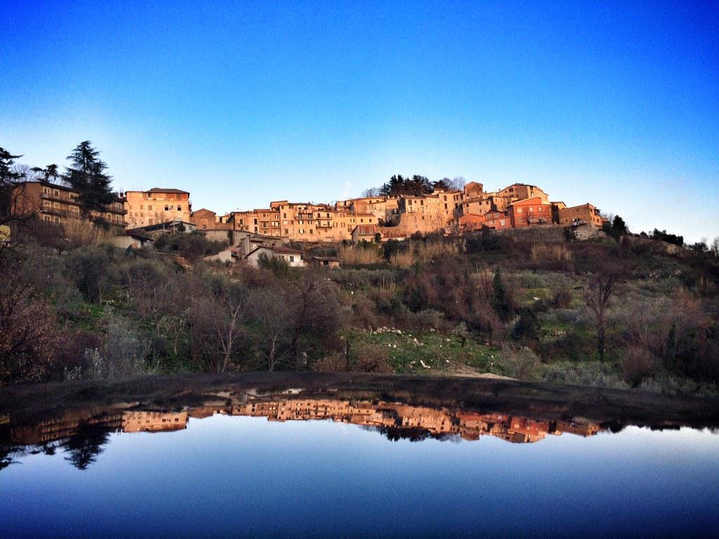 Reflections of Alatri. #Ciociaria #italy #travel http://t.co/mReHPMIj1D