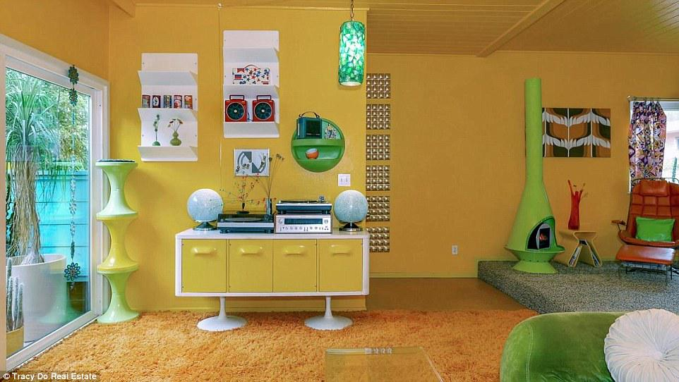 buzzmove on Twitter The house bringing back 1970s interior design