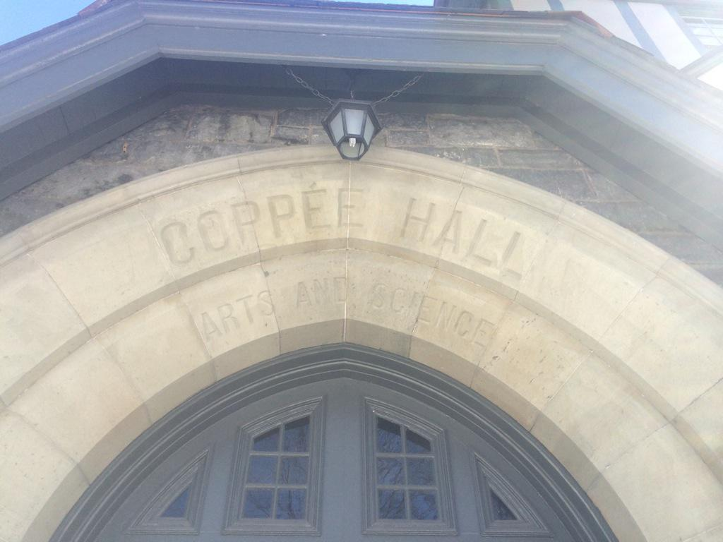 7. Did you know that Coppee Hall, home to the journalism department, was once @LehighU's gym? #j230 #JRLWeb http://t.co/Ou7L9kK8mc