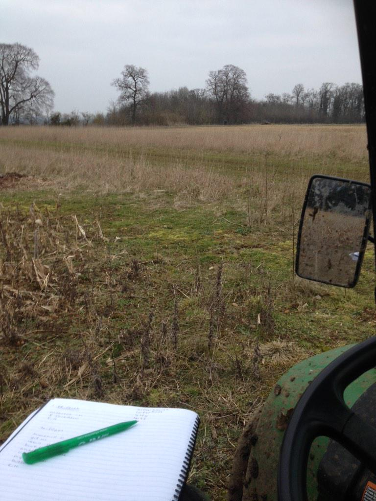 Half an hours worth of chilly therapy for the @Gameandwildlife #bfbc, let the counting commence! http://t.co/kuHtuVHOtR