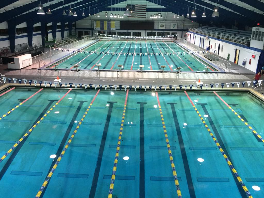 The Orlando Ymca Aquatic Center Is Looking Great For This Week 39 S Arenaproswim H T