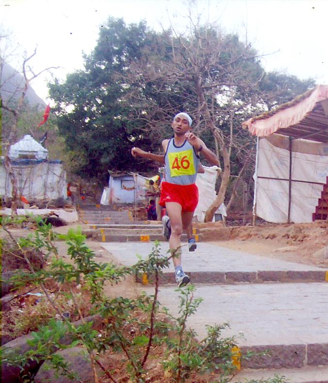 Girnar ascending descending competition to be held this year with the use of latest chip based timing technology