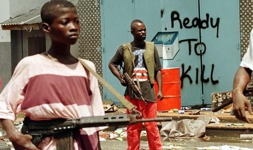 Frontières et trafic d'armes