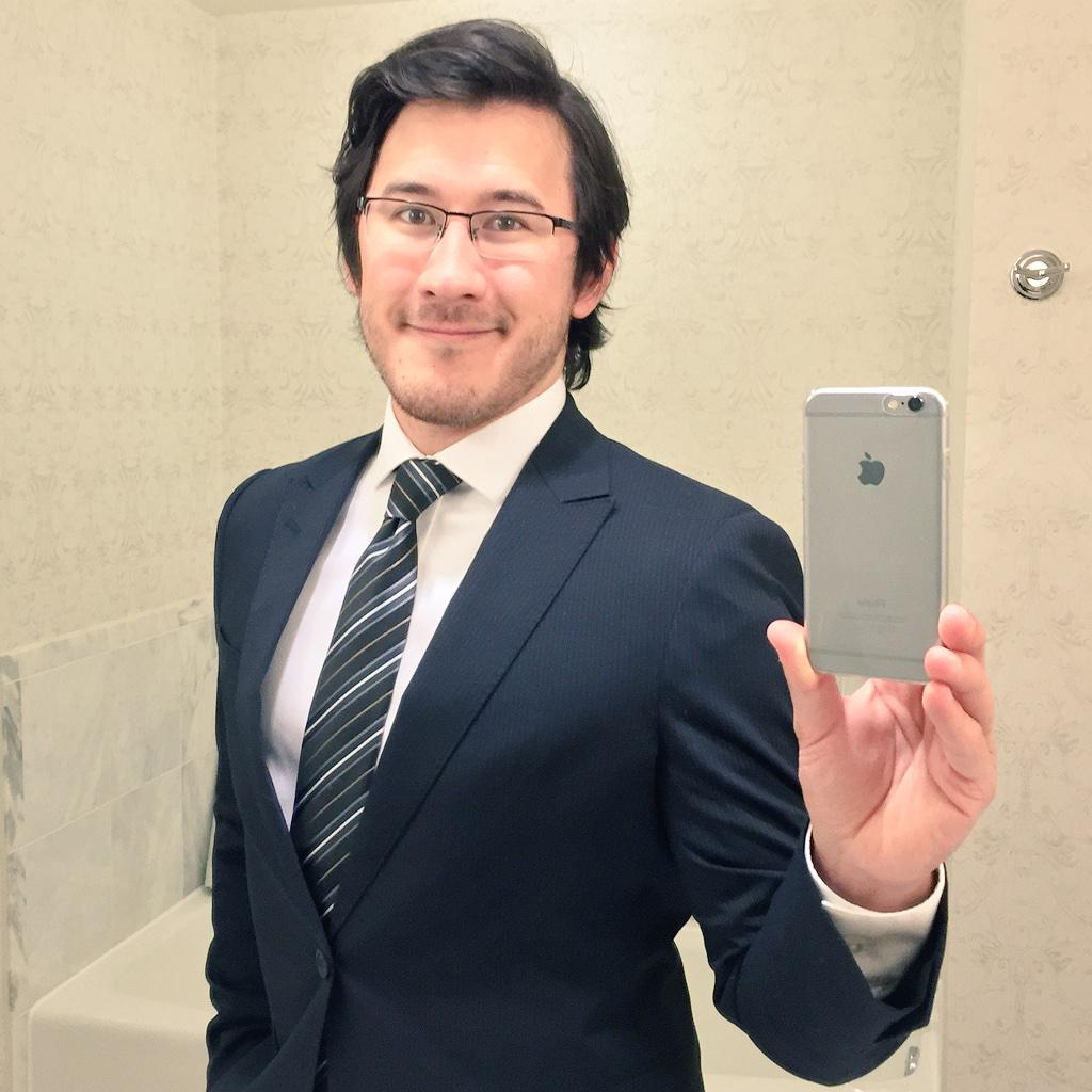 Markiplier on twitter how do i look good enough for the for The tuxedo house