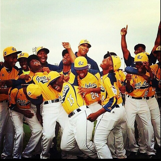 These kids will always be Chicago's Very Own. #JRW team stripped of title http://t.co/8vzaN6vWLk via @WGNNews http://t.co/m6OF24jJx9