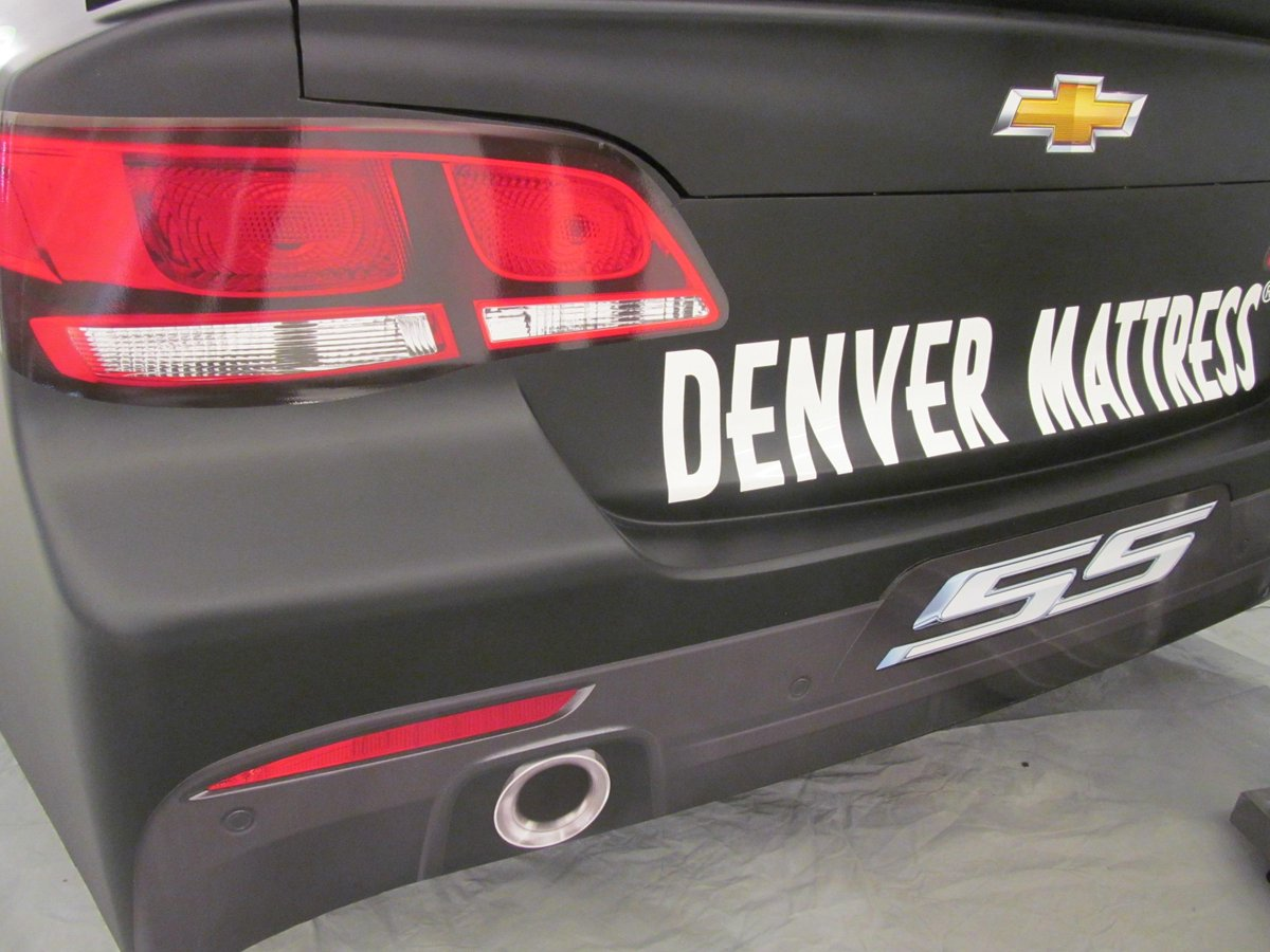 Learn : lights exhaust decals Learn secrets NASCAR Racing team