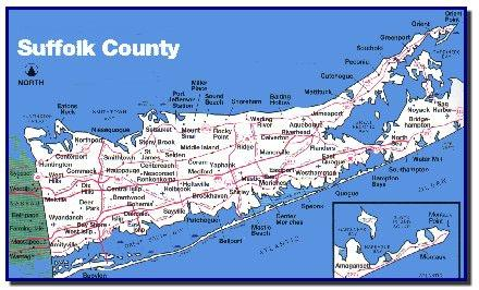 Map Of Suffolk County Ny GeoData Plus on Twitter: