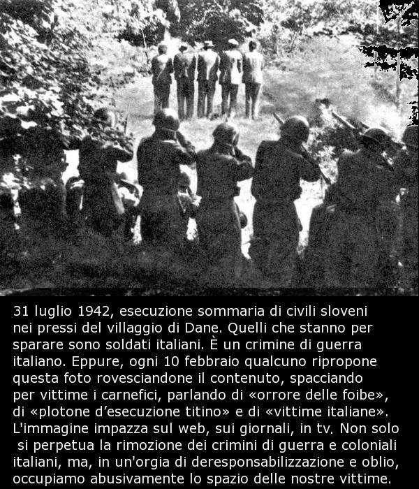 foto spacciata per #foibe: 31 lug 42 plotone italiano fucila civili sloveni http://t.co/CFfLZg1aR4 @Wu_Ming_Foundt http://t.co/GG6aKmmZqS