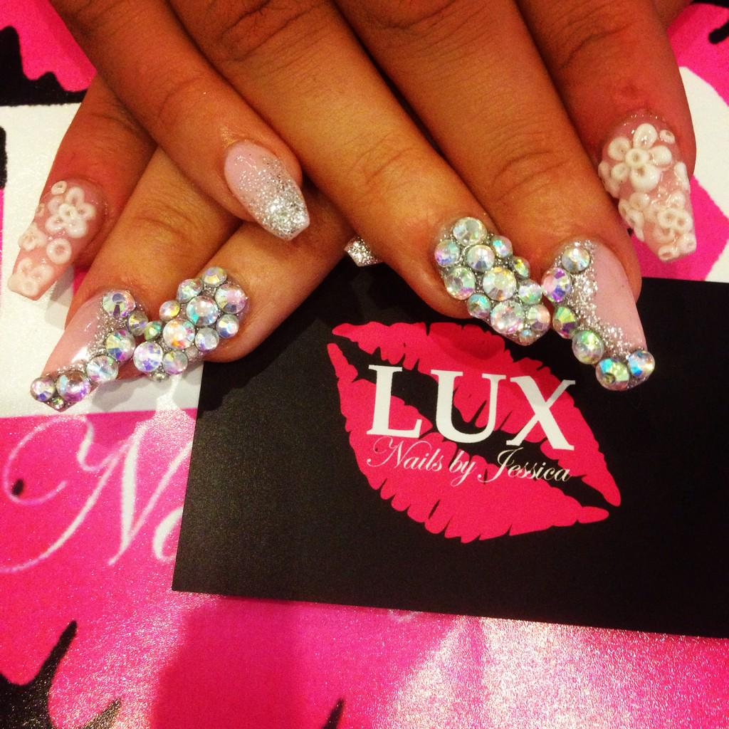 LUX Nails on Twitter: \
