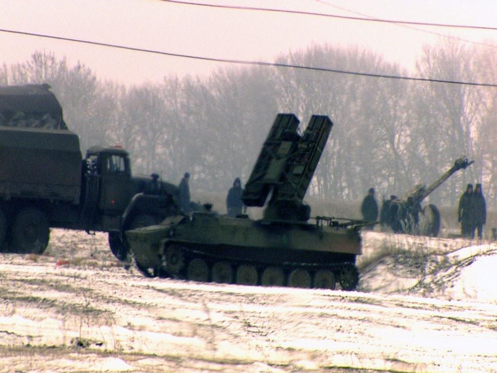 Посол США Пайетт показал современные российские системы ПВО под Дебальцево - Цензор.НЕТ 7688