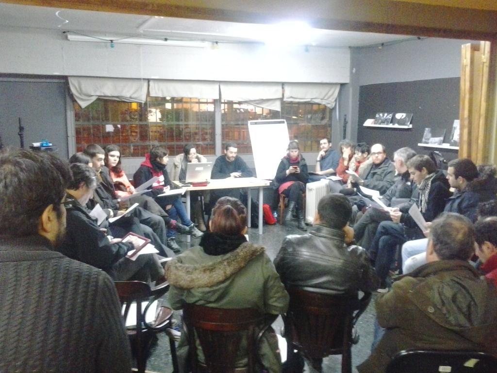cup- capgirem barcelona, municipals 2015 bcn, assemblea, nova política,