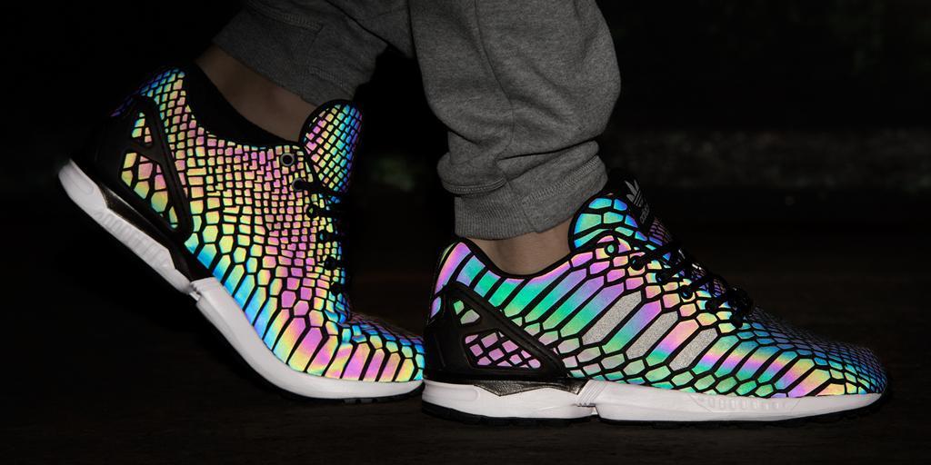 adidas zx flux light up