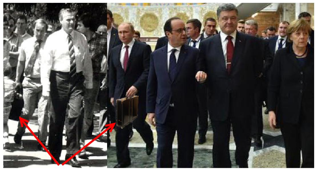 """Лидеры стран """"нормандского формата"""" готовят совместную декларацию о необходимости выполнения минских договоренностей, - """"Интерфакс-Украина"""" - Цензор.НЕТ 6727"""