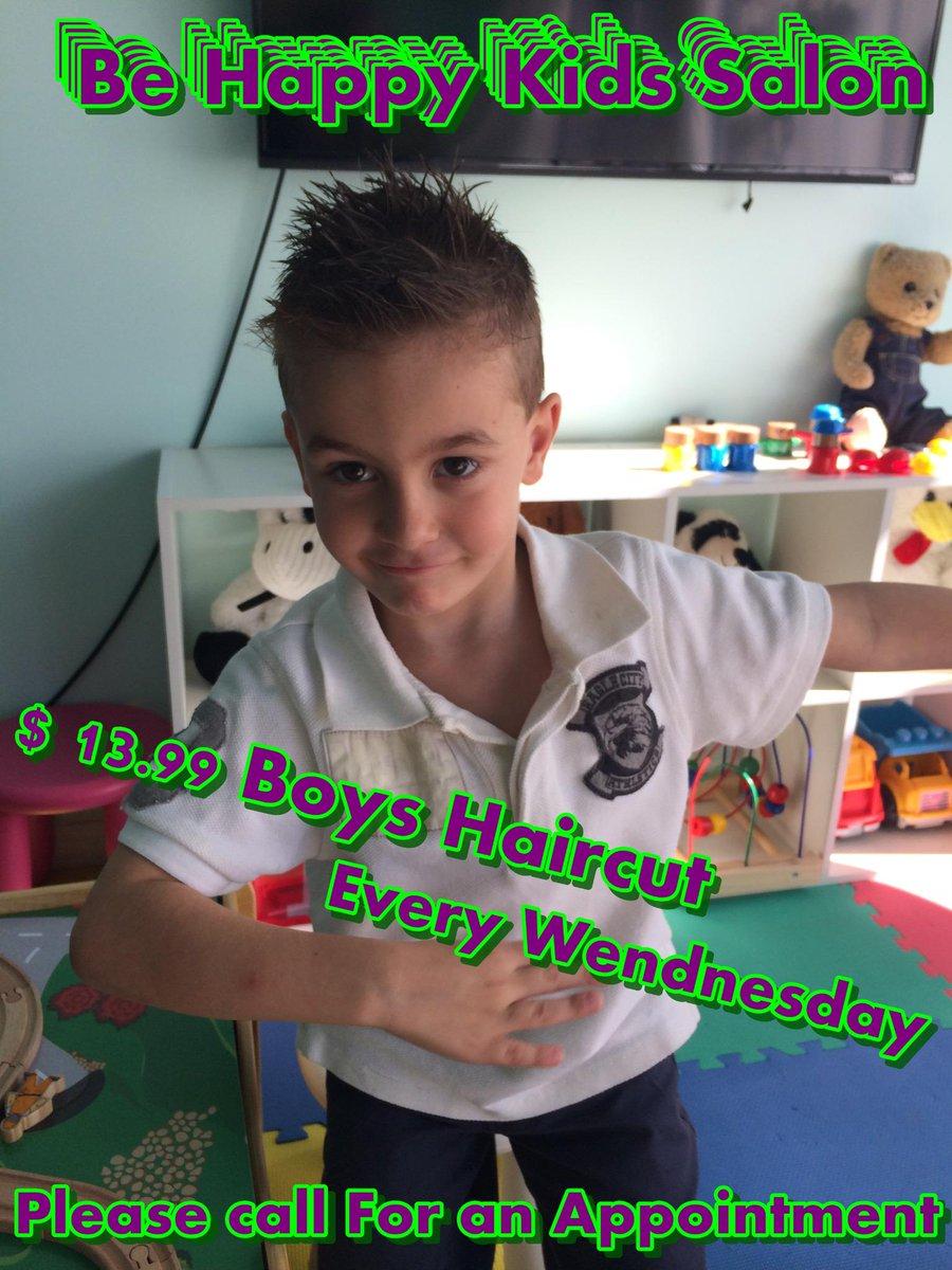 Be Happy Kids Salon Behappy4kids Twitter