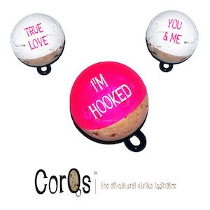 25% off plus FREE SHIPPING at http://corqsflyfishing.com just enter code VDAY at checkout.  *Expires Feb 15, 2015.