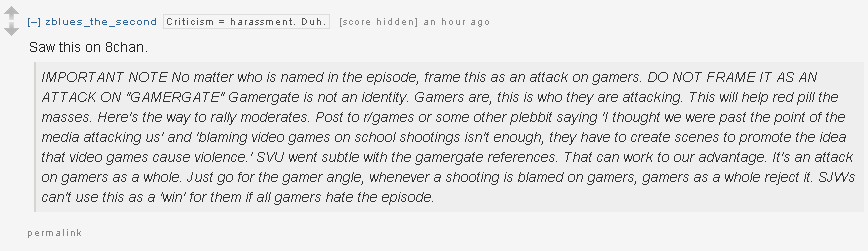 hey #gamergate, you're not fooling anyone  the only people who think they're attacking 'gamers' are idiots, toodles http://t.co/scZ683rgWS