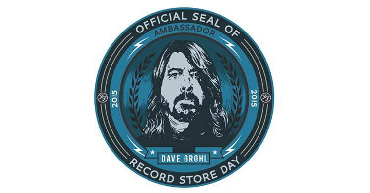 dave grohl record store day ambassador 2015