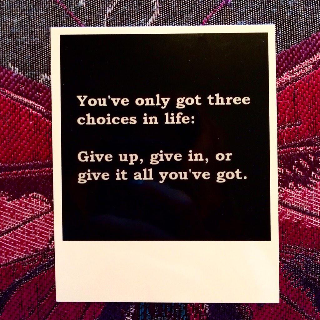 Amen to that! #InspirationalPolaroidOfTheDay  #DMP #DanielleMachinPhotography pic.twitter.com/518gzwFB3p