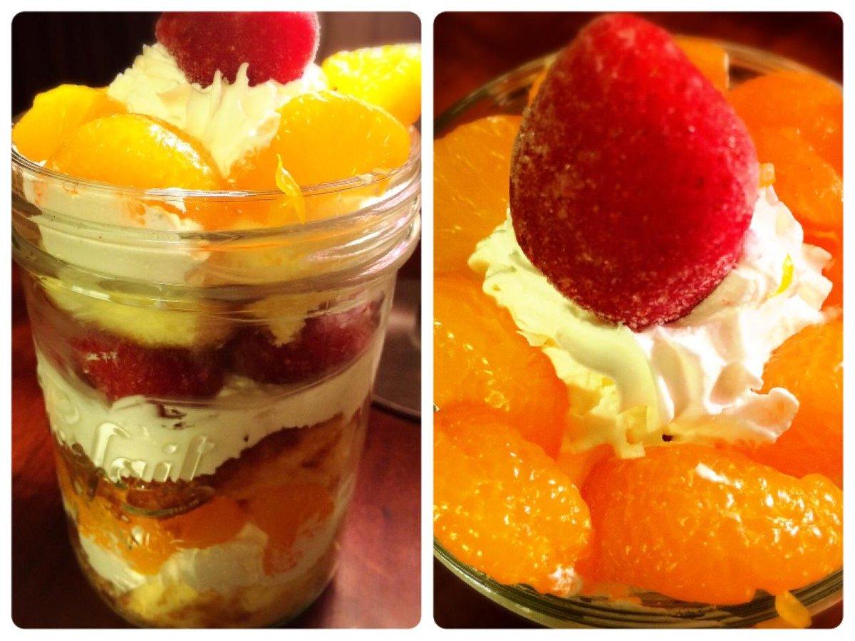 簡単&便利♪ お花見のデザートはジャーケーキで決まり!