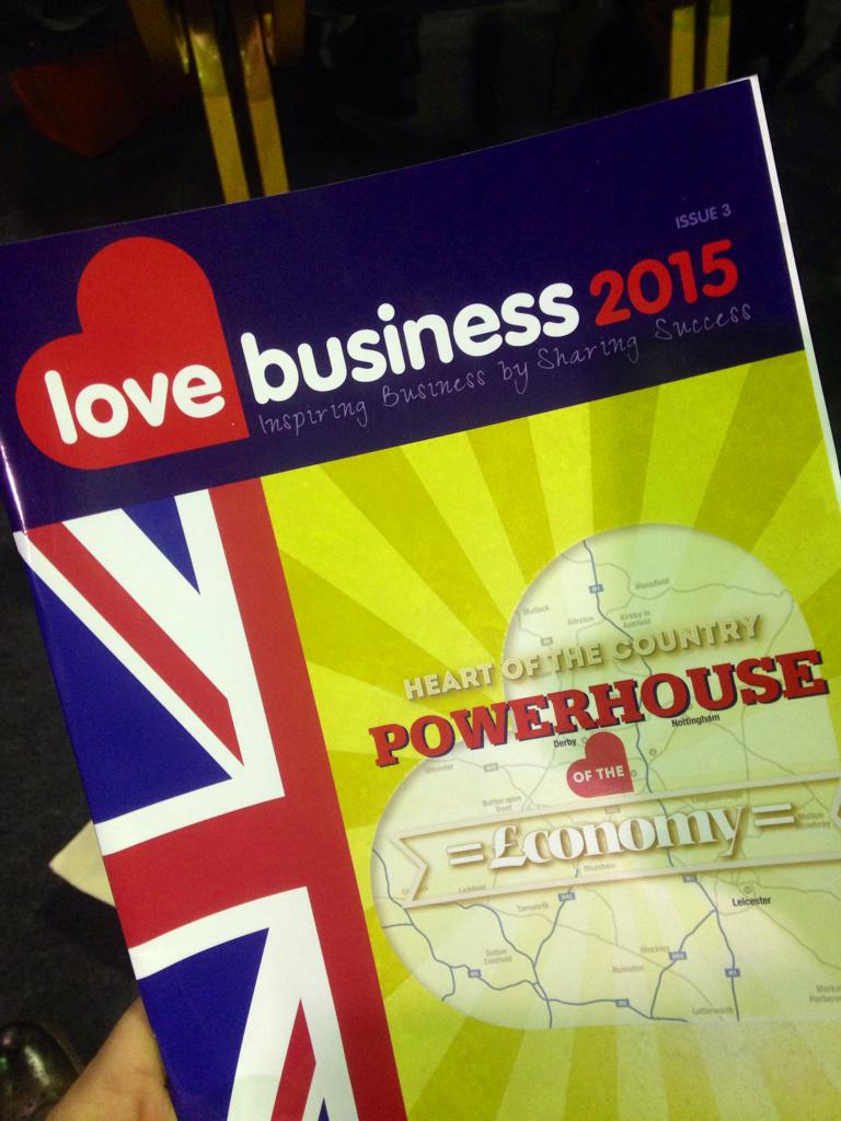 Great networking event today #lovebusiness #Apprenticeships #Donington