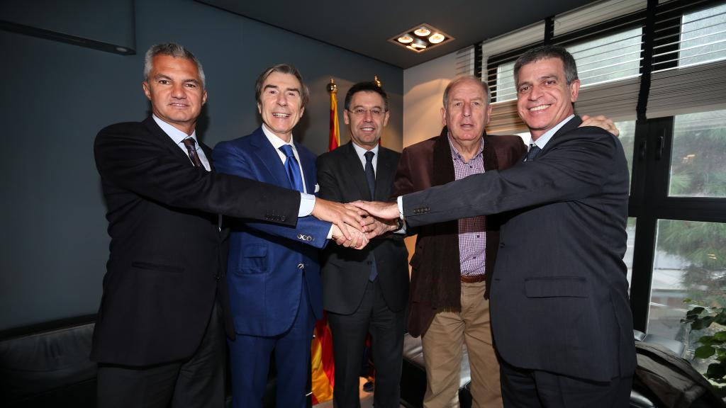Брайда займет должность спортивного директора Барселоны - изображение 1