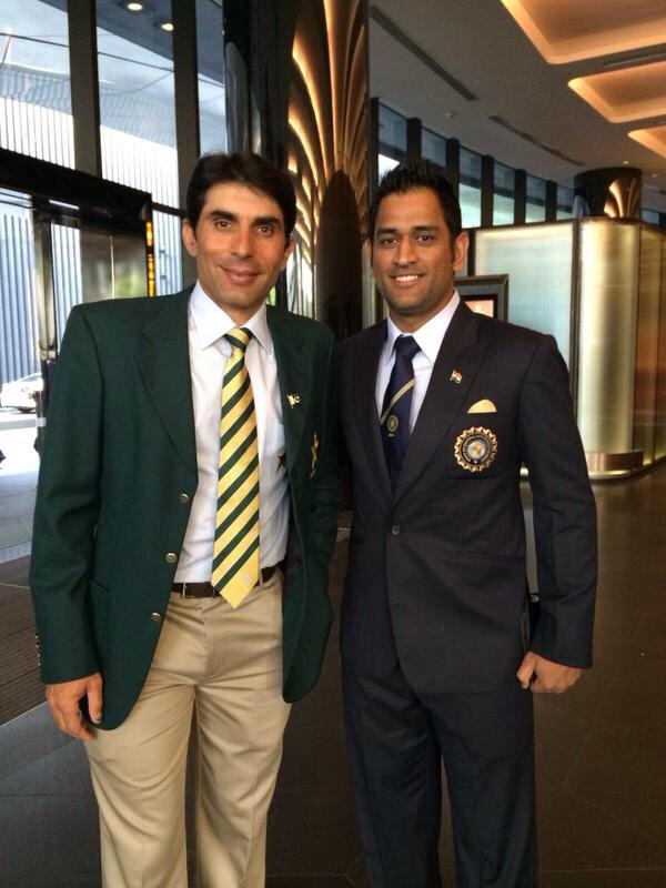 Misbah with a person earning more than the GDP of Pakistan http://t.co/MhZ77uc7fk