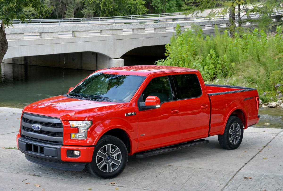 FOTO camion Ford F-150