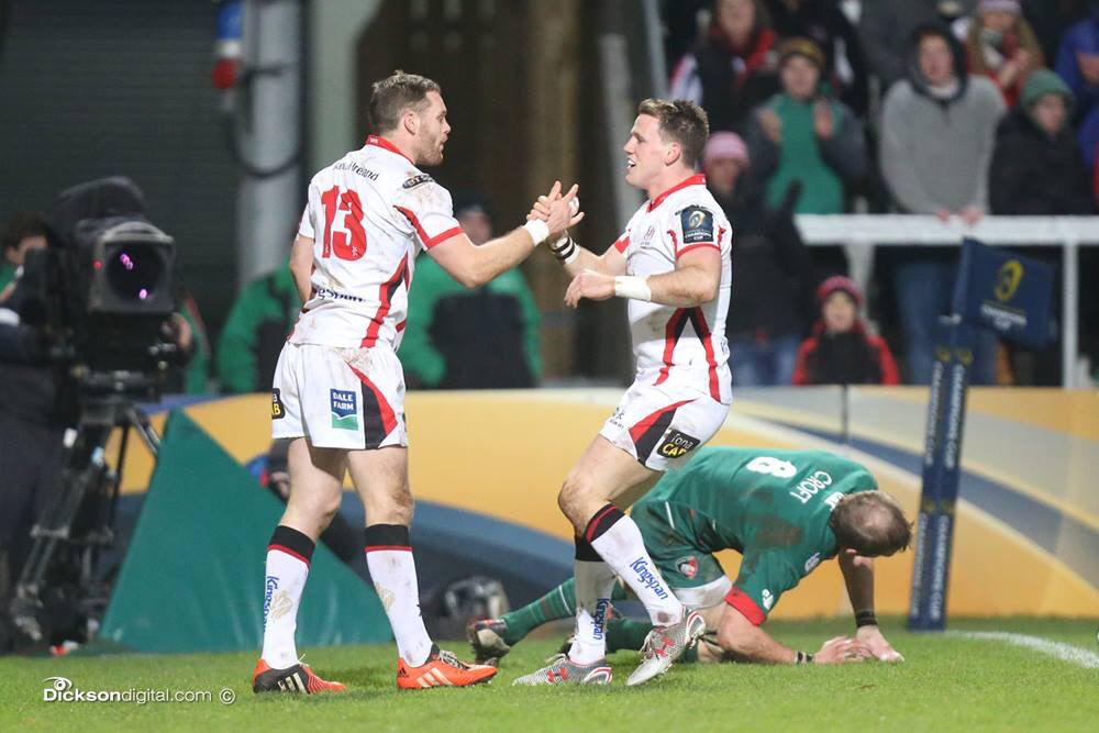 Reaching #100 caps for @UlsterRugby at the age of 23 years old is a unbelievable effort  @cgilroy14